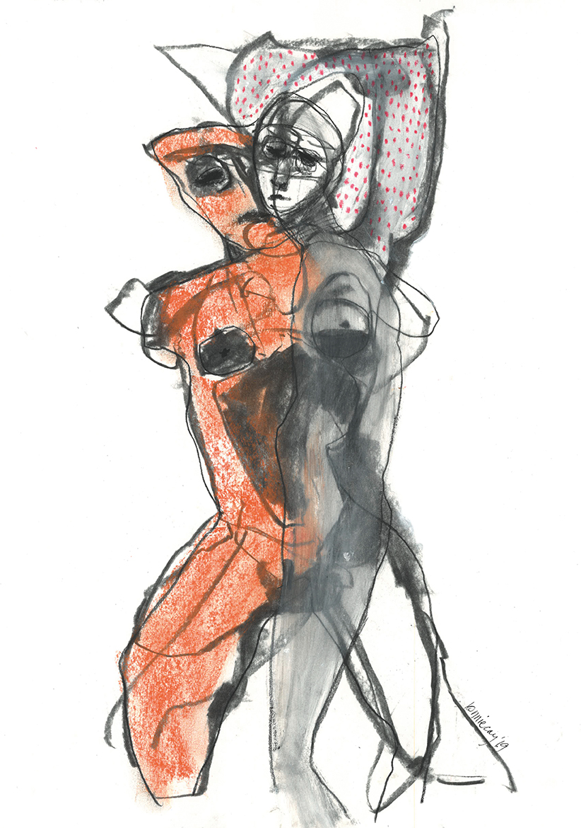 Lifedrawing 11