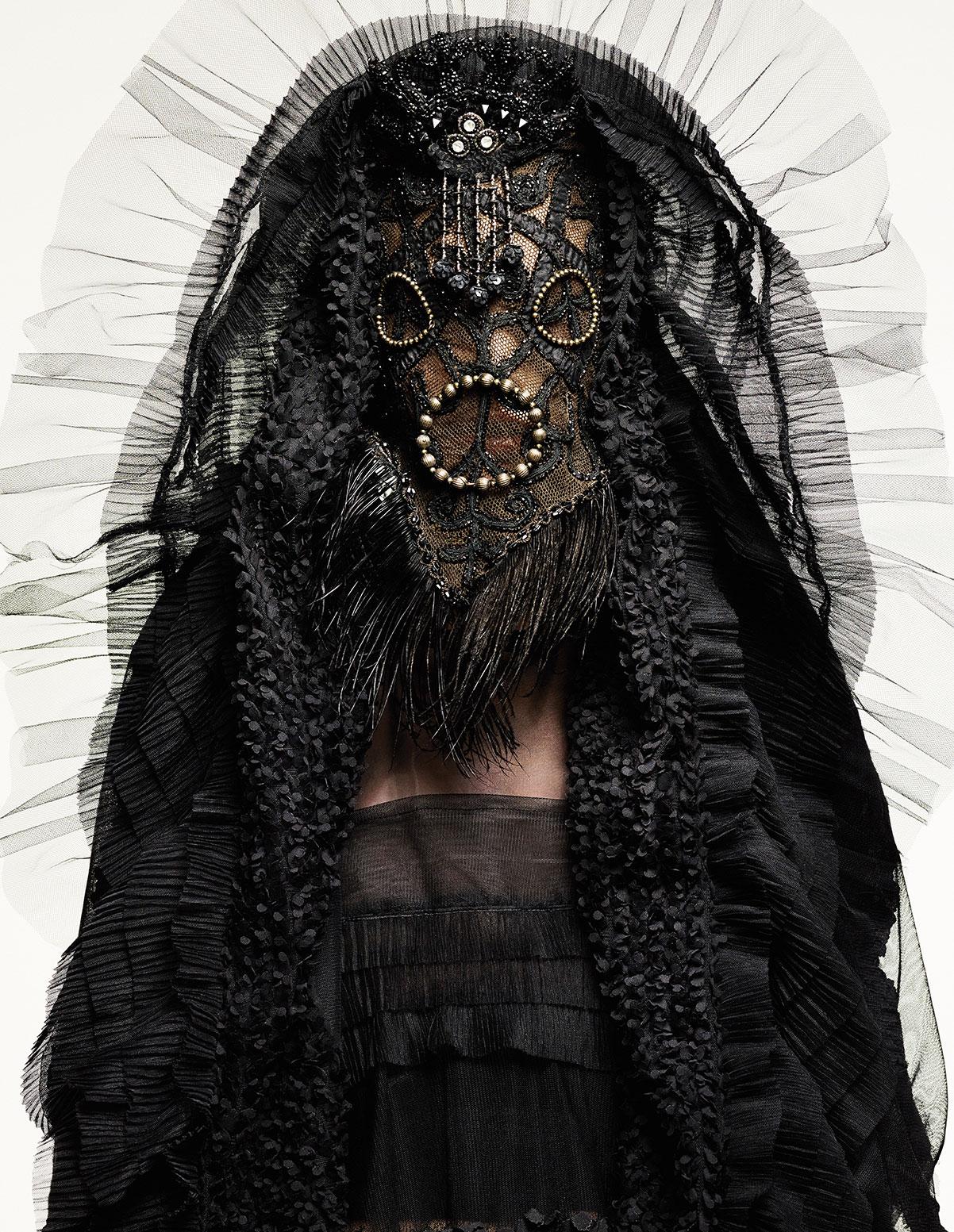 Lace Burka